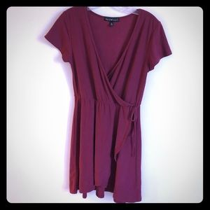 Super Cute Maroon Tunic
